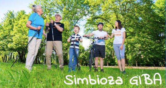 Vabilo: Simbioza Giba 2019 (14. – 18. 10. 2019)